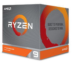 Fast AMD RYZEN GAMING PC