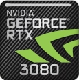 best selling Geforce RTX 3080 Gaming PC